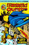 Cover for I Fantastici Quattro (Editoriale Corno, 1983 series) #12