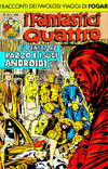 Cover for I Fantastici Quattro (Editoriale Corno, 1983 series) #13