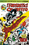 Cover for I Fantastici Quattro (Editoriale Corno, 1983 series) #16