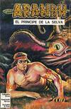 Cover for Arandú, El Príncipe de la Selva (Editora Cinco, 1977 series) #21