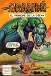 Cover for Arandú, El Príncipe de la Selva (Editora Cinco, 1977 series) #53