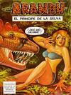 Cover for Arandú, El Príncipe de la Selva (Editora Cinco, 1977 series) #59