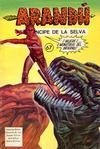 Cover for Arandú, El Príncipe de la Selva (Editora Cinco, 1977 series) #67