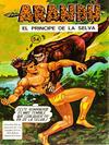 Cover for Arandú, El Príncipe de la Selva (Editora Cinco, 1977 series) #54