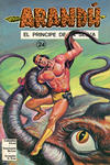 Cover for Arandú, El Príncipe de la Selva (Editora Cinco, 1977 series) #24
