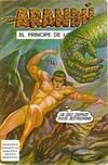 Cover for Arandú, El Príncipe de la Selva (Editora Cinco, 1977 series) #76