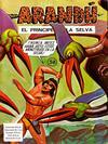 Cover for Arandú, El Príncipe de la Selva (Editora Cinco, 1977 series) #58
