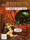 Cover for Arandú, El Príncipe de la Selva (Editora Cinco, 1977 series) #56