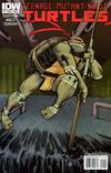 Cover for Teenage Mutant Ninja Turtles (IDW, 2011 series) #1 [Cover B - Dan Duncan Connecting Variant]