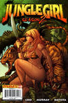 Cover for Jungle Girl Season 2 (Dynamite Entertainment, 2008 series) #1 [Batista]