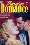 Cover for Popular Romance (Pines, 1949 series) #24