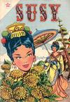 Cover for Susy Secretos Del Corazon (Editorial Novaro, 1961 series) #1