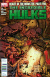Cover for Incredible Hulks (Marvel, 2010 series) #634 [Newsstand]
