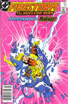 Cover Thumbnail for The Fury of Firestorm (1982 series) #61 [Newsstand]