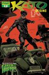 Cover for Kato Origins (Dynamite Entertainment, 2010 series) #1 [Francavilla]