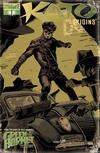 Cover for Kato Origins (Dynamite Entertainment, 2010 series) #1 [Francavilla Vintage Art]