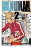 Cover for Bakuman (Viz, 2010 series) #2