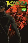 Cover for Kato Origins (Dynamite Entertainment, 2010 series) #6 [Francavilla]