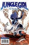 Cover for Jungle Girl Season 2 (Dynamite Entertainment, 2008 series) #1 [Negative Art RI]