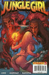 Cover for Jungle Girl (Dynamite Entertainment, 2007 series) #3 [Batista]