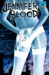 Cover for Jennifer Blood (Dynamite Entertainment, 2011 series) #3 [Negative Effect RI]