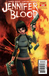 Cover for Jennifer Blood (Dynamite Entertainment, 2011 series) #3 [Cover C]