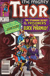 Cover Thumbnail for Thor (1966 series) #398 [Newsstand]