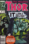Cover for Thor (Marvel, 1966 series) #404 [Newsstand]