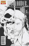 Cover Thumbnail for Highlander (2006 series) #2 [B&W RI]