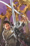Cover for Highlander (Dynamite Entertainment, 2006 series) #3 [Dave Dorman Virgin Art Retailer Incentive Cover]
