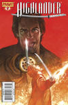 Cover for Highlander (Dynamite Entertainment, 2006 series) #9 [Cover C Dave Dorman]