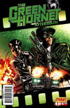 Cover for The Green Hornet: Aftermath (Dynamite Entertainment, 2011 series) #1 [Main Cover Nigel Raynor]