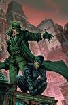 Cover Thumbnail for Green Hornet: Blood Ties (2010 series) #1 [Virgin Art RI]