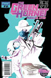 Cover for Green Hornet: Parallel Lives (Dynamite Entertainment, 2010 series) #2 [Negative Art RI]
