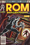Cover Thumbnail for ROM (1979 series) #29 [Newsstand Edition]