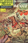 Cover Thumbnail for Classics Illustrated (1947 series) #156 [HRN 169] - The Conquest of Mexico
