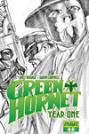 Cover Thumbnail for Green Hornet: Year One (2010 series) #1 [Ross RI]