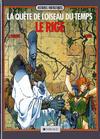 Cover for La Quête de l'oiseau du temps (Dargaud éditions, 1983 series) #3 - Le Rige