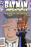 Cover for Batman Adventures (DC, 2003 series) #13 [Newsstand]