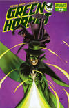 Cover Thumbnail for Green Hornet (2010 series) #2 [Cassaday Green Foil]