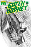 Cover Thumbnail for Green Hornet (2010 series) #2 [Ross RI]