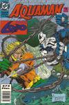Cover for Aquaman (Zinco, 1995 series) #2 - Contra Lobo