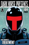 Cover for Dark Horse Presents (Dark Horse, 2011 series) #3 [160] [Gibbons Cover]