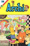 Cover for Archi (Editorial Novaro, 1956 series) #511