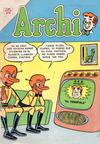 Cover for Archi (Editorial Novaro, 1956 series) #100