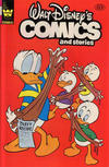 Cover Thumbnail for Walt Disney's Comics and Stories (1962 series) #v42#5 / 497 [Yellow Logo Variant]