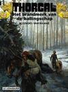 Cover for Thorgal (Le Lombard, 1980 series) #20 - Het brandmerk van de ballingschap