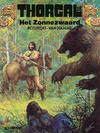 Cover for Thorgal (Le Lombard, 1980 series) #18 - Het Zonnezwaard