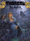 Cover for Thorgal (Le Lombard, 1980 series) #16 - De wolvin