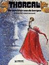 Cover for Thorgal (Le Lombard, 1980 series) #15 - De meester van de bergen
